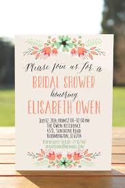 kitchen tea invitation ideas luxury bridal shower invitations custom ideas wedding invitation