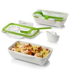 blum cuisine bento box lunch box black blum