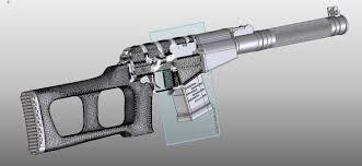 pubg 3d models pubg vss vintorez 3d printed halloween build test squadron