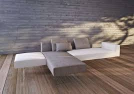 floating couch floating block sofas minimalist apartments and italian furniture