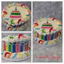the color crew birthday cake yelp