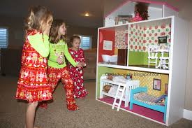 let kids create american dollhouse ikea hack