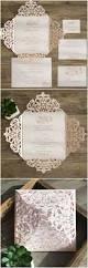 Tombstone Invitation Cards 73 Best Laser Cut Wedding Invitations Images On Pinterest Laser