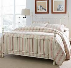 Living Room Theater North Bennington Bennington White Metal Bed Beds Bedroom Furniture Bedroom