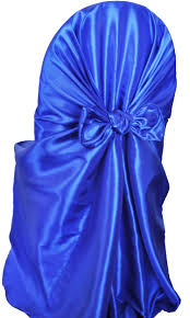 universal chair covers royal blue taffeta universal chair covers wholesale