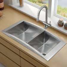 vg15119 36 inch topmount stainless steel bowl kitchen sink