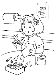 coloring pages kindergarten coloring