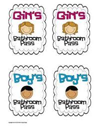 bathroom pass ideas amusing bathroom pass with additional interior home paint color