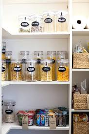 kitchen pantry organizer ideas pantry organization baskets organized pantry with baskets from the