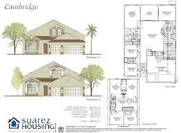 cambridge model suarez housing
