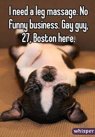 Funny Massage Memes - need a leg massage no funny business gay guy 27 boston here