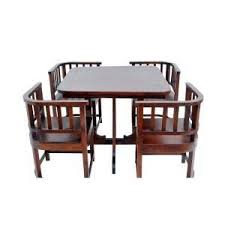 Awesome Dining Room Furniture Online Photos Room Design Ideas - Teak dining table and chairs india