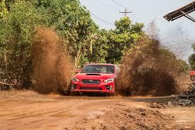 epic drives subaru wrx sti in cambodia automobile magazine