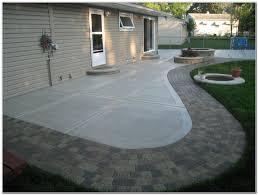 Pavers Over Concrete Patio by Lovely Concrete Paver Patio Design Ideas Patio Design 272