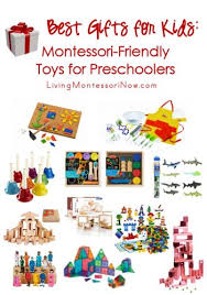 montessori monday best gifts for kids montessori friendly toys