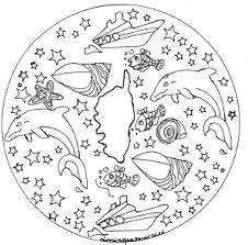 dolphin coloring pages 100 mandalas zen u0026 anti stress