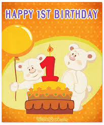 baby birthday 1st birthday wishes and baby birthday messages