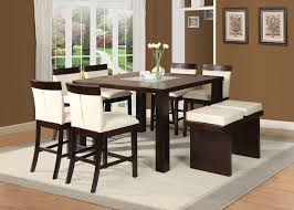 100 acme dining room sets keelin counter height table acme