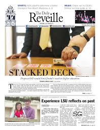 Lsu Union Help Desk by The Daily Reveille March 20 2014 By The Daily Reveille Issuu