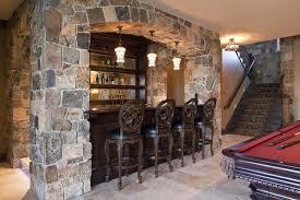basement bar traditional basement minneapolis by hendel homes