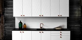 Ikea Handles Cabinets Kitchen Ikea Hack Fronts Handles And Tops That Fit Ikea U0027s Cabinets