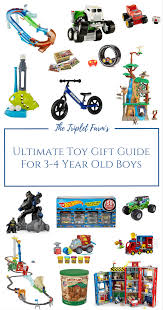 gift guide for 3 4 year boys i am confident my jase would