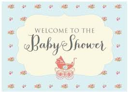 baby shower welcome sign vintage baby shower free printables diy inspired