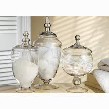 bathroom apothecary jar ideas bathroom apothecary jar ideas 7 home decoration