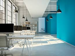 how to use colour schemes to boost office productivity