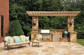 Patio Grills Built In How To Get A Built In Outdoor Grill