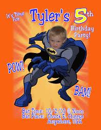 Happy Birthday Batman Meme - batman personalized photo birthday invtations 1 39 welcome to