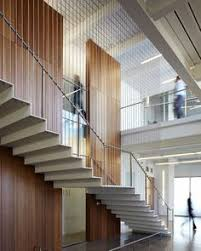 Lobby Stairs Design Science Park Linz Caramel Architekten Linz Caramel And Staircases