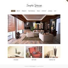 home themes interior design simple spaces interior design total theme demo wpexplorer