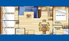 mobil home emeraude 2 chambres la sirene emeraude lifestyle vacances
