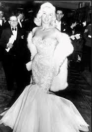 jayne mansfield wedding dress jayne mansfield mermaid dress evening wear 1950 s 1960 s