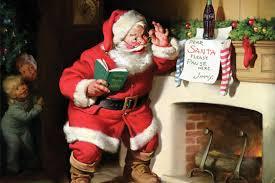 christmas santa claus santa and the shrooms the real story the design of santa