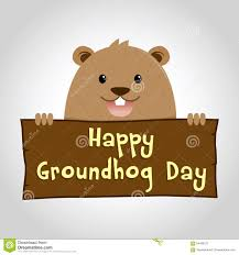 happy groundhog clipart clipart collection groundhog