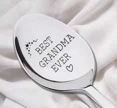 grandmother gift best spoon gift gifts for