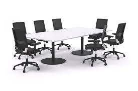 Large White Meeting Table Boardroom Tables U0026 Meeting Room Tables From 2 To 14 People