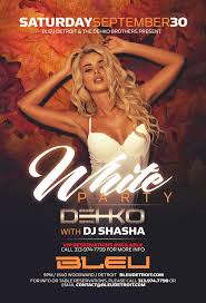 white party tickets sat sep 30 2017 at 10 00 pm eventbrite