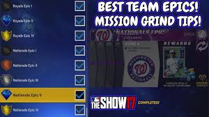 17 Best Images About Mlb - best team epics mission tips and tutorial mlb the show 17 youtube
