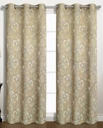 Curtain Panels Grommet U0026 Tab Top Curtains Curtain U0026 Bath Outlet