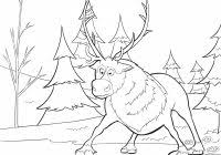 free frozen coloring pages free coloring pages
