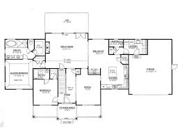 farm house floor plans 10 best modern farmhouse floor plans that won choice award