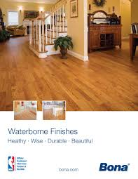 bona commercial finish wood floors