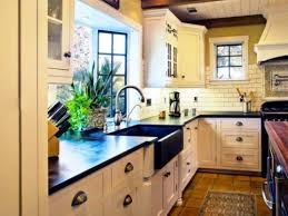 marvelous small galley kitchen with white cabinets my home