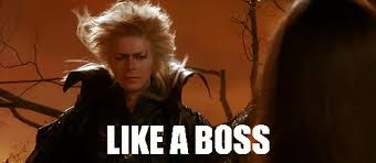 Labyrinth Meme - decided to rewatch labyrinth anyone noticed bowie s face in some
