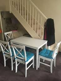 argos kitchen furniture buy chicago dining table and 4 two tone chairs at argos co uk