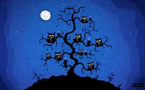 anime halloween background cute witch halloween wallpaper wallpapersafari