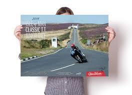 eldee iom classic tt posters magentadot brands